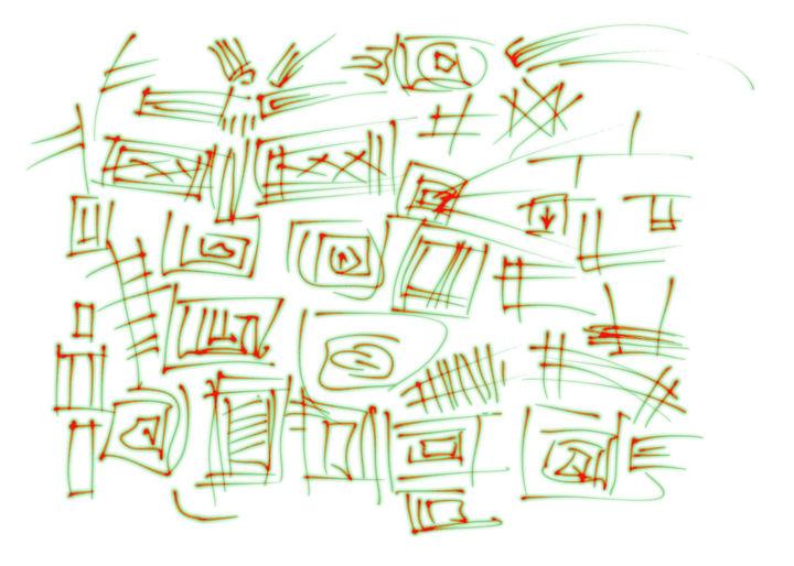 Gerald E. W. Shepherd - Geometric Grass