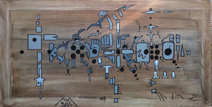 Gerald Shepherd - Spontaneous Improvisation On A Black Spot