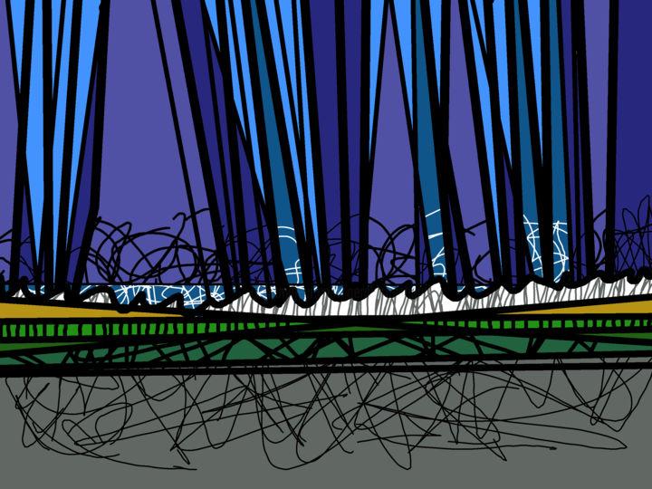 Gerald Shepherd - The Wood From Below