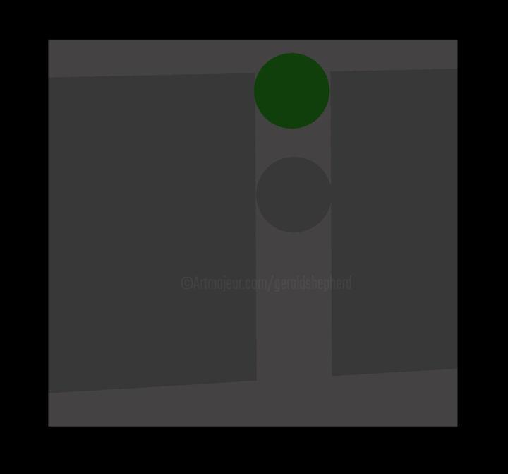 Gerald Shepherd - Arranged Green